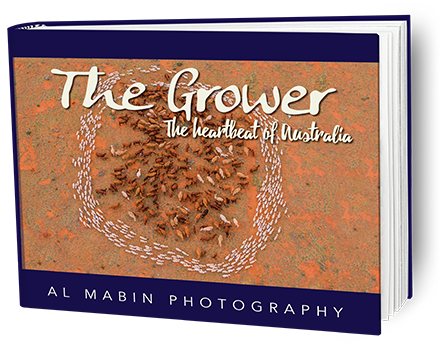The Grower - The Heartbeat of Australia - photo book